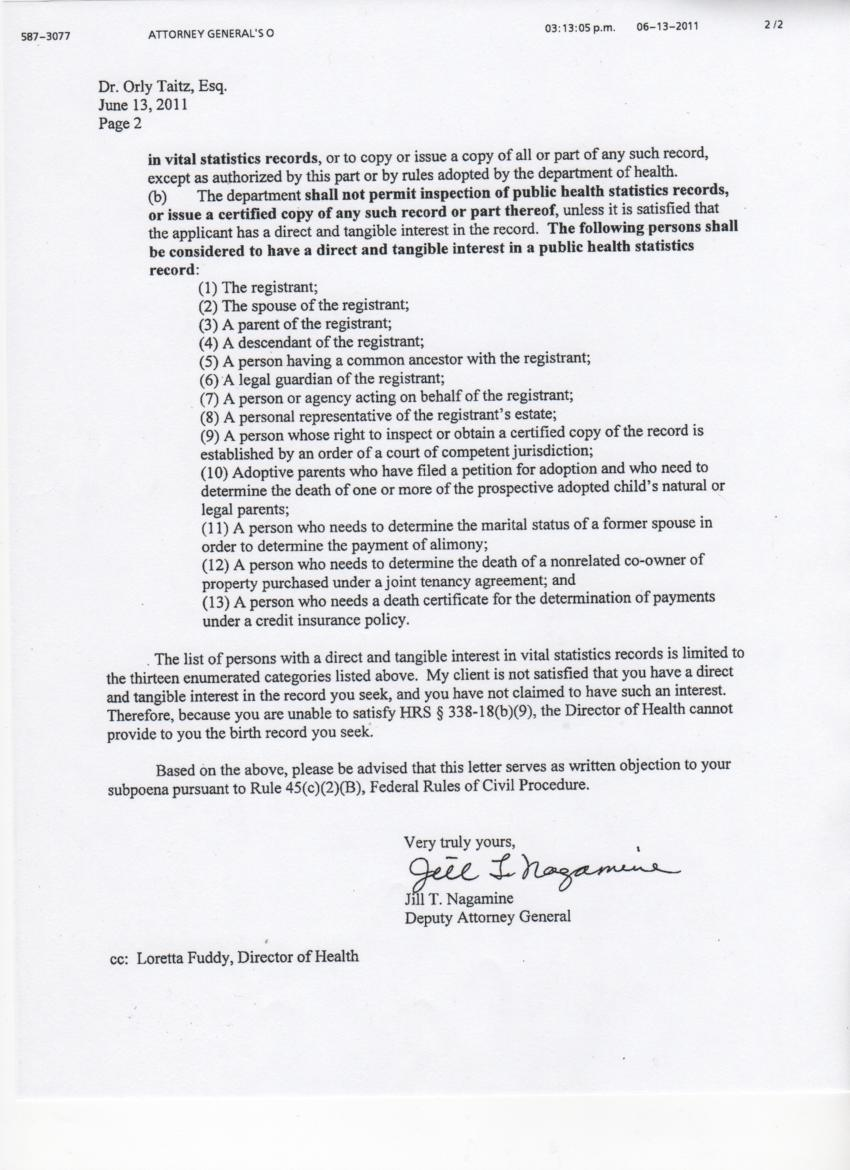 White House Posts Pdf Of Certificate Of Live Birth I Took The Red Pill