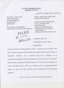 IN Amended Complaint.filed cover page