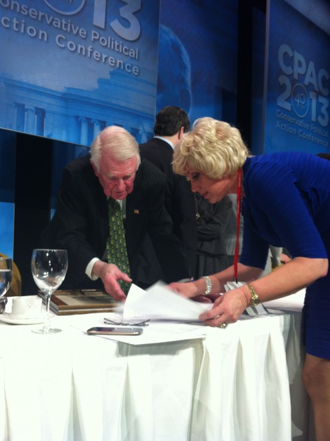 CPAC Forwarding documents to forner Attorney General Ed Meese