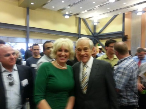 Meeting Ron Paul
